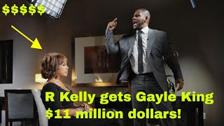 Gayle King gets $11M from CBS for doing the same thing as Tommy Sotomayor
