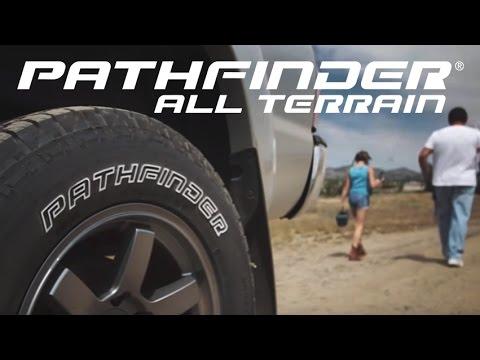 All Terrain Tires >> Pathfinder All Terrain | Discount Tire - YouTube