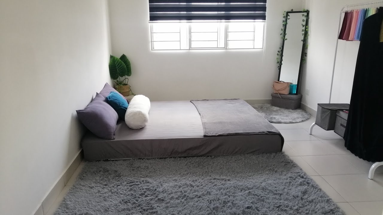 Shopee Haul Deco Bilik Cantik Tanpa Katil Bed On The Floor Youtube