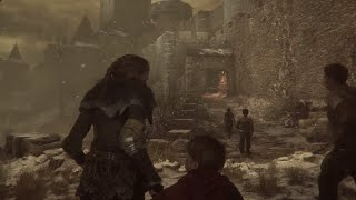 A Plague Tale: Innocence #16/17 - Koronacja, KONIEC!