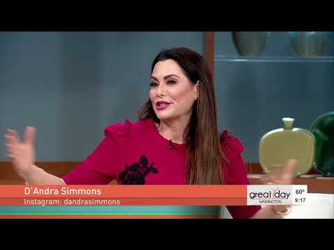 D'Andra Simmons, dishes on new season of 'Real Housewife of Dallas'