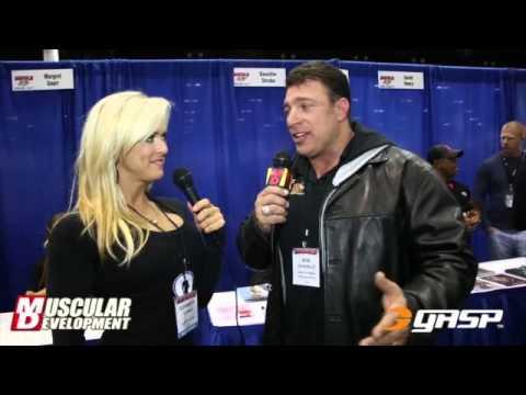 Gennifer Strobo Interview Prior to Arnold International 2014