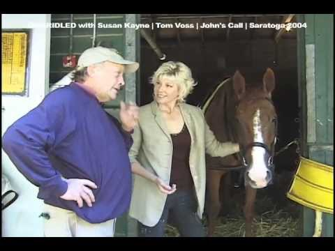 Tom Voss and John's Call Unbridled [Season 2] in Saratoga [2004]