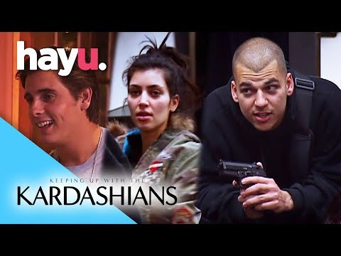 Rob & Scott Attack The Kardashians | Keeping Up With The Kardashians