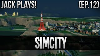 "Jack Plays - SimCity - ""A Bridge to End All Bridge"