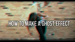 How to Create a Ghost Effect in Color using VSDC Free Video Editor