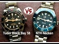 Tudor Black Bay 58 vs. an Affordable (NTH Nacken) Watch Alternative