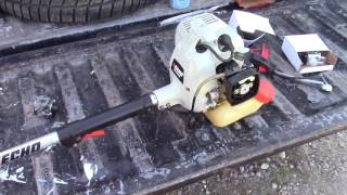 Echo String Trimmer Repairs
