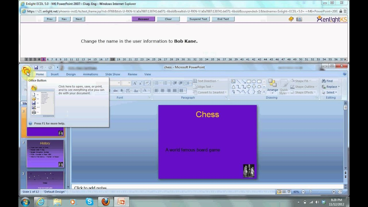how to use an atlas powerpoint