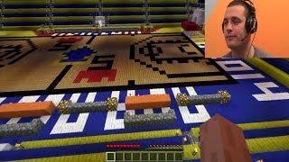 Kosarkaski stadion mapa u Minecraftu!!! [Srpski Gameplay] ☆ SerbianGamesBL ☆