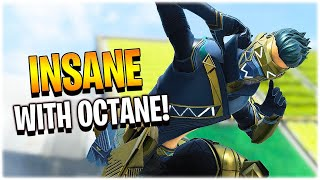 the BEST Octane game you'll see.. (Apex Legends Season 7)
