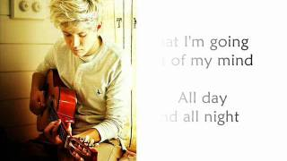 Niall Horan Solos (Lyrics On Screen)