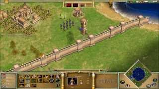 Age of Mythology: The Titans | gameplay ita pc #1