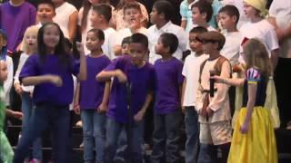 Turnbow Choir | Once Upon a Dream