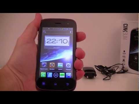 Test du Wiko Cink Slim | par Top-For-Phone.fr