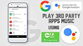 Play Music From JioMusic, Ganna Using Google Assistant Trick 🔥