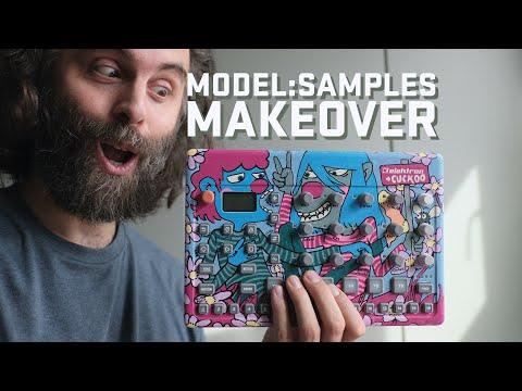 Customizing Synthesizers, Model:Samples