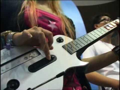 Guitar Hero Nintendo Wii - YouTube