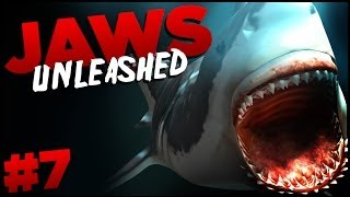 Jaws Unleashed | Story Mission #7 | Jaws vs. The Colossal Squid.