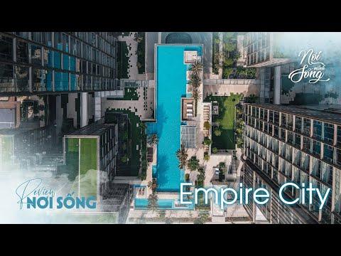 Tiện Ích Nội Khu Tuyệt Vời của Căn Hộ Linden Residences | Nơi Mình Sống ở Empire City Thủ Thiêm