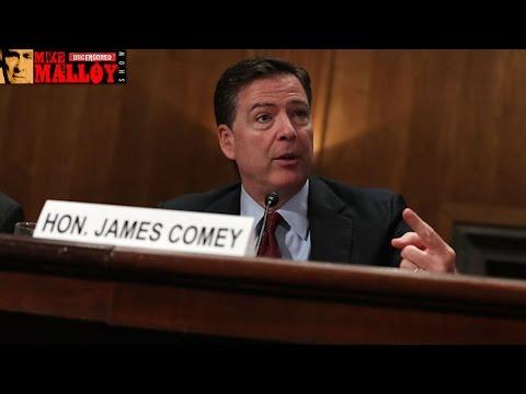 James Comey Refutes Donald Trump's 'Wiretap' Tweets - Part 2