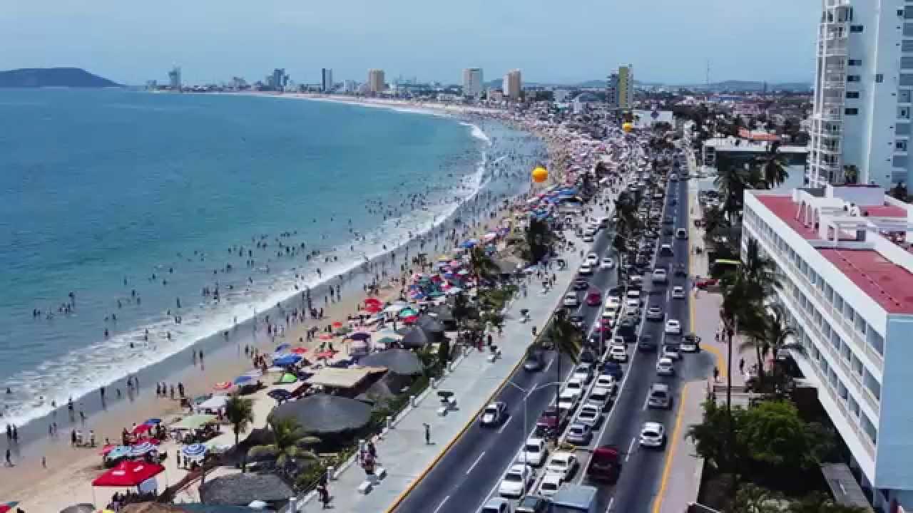 Semana Santa Mazatlan 2014 Youtube