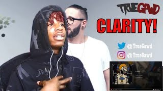 ANDY MINEO - Clarity (Official Audio) *REACTION*