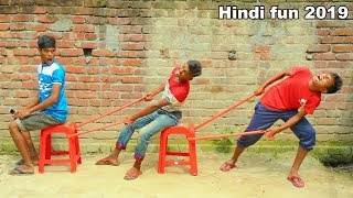 Indian New funny Video😄-😅Hindi Comedy Videos 2019-Episode-36--Indian Fun || ME Tv