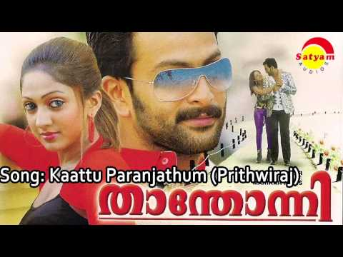 Kattu Paranjathum (Prithwiraj) - Thanthoni
