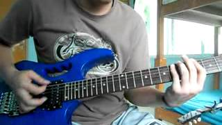 LIWANAG SA DILIM by RIVERMAYA high video quALITY guitar cover by joe