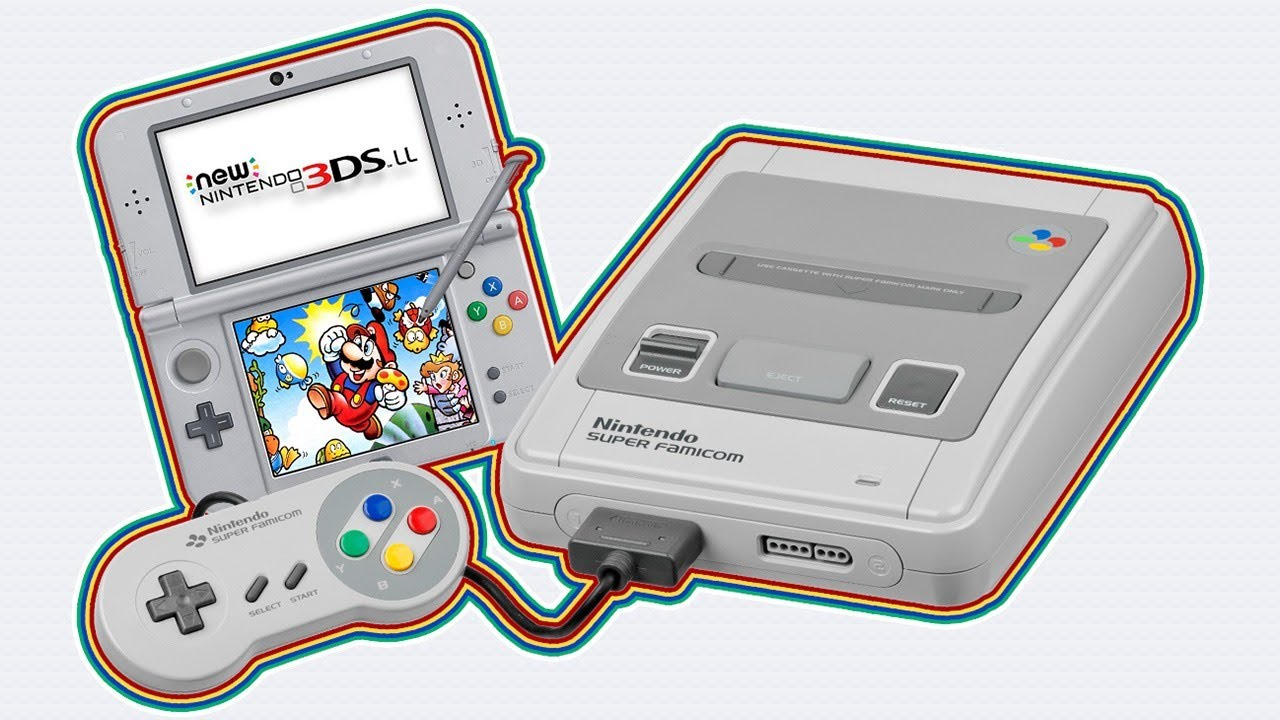 Unboxing The Super Famicom Edition New Nintendo 3DS LL