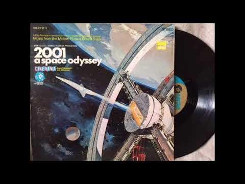 2001: A Space Odyssey Soundtrack (Vinyl Rip)