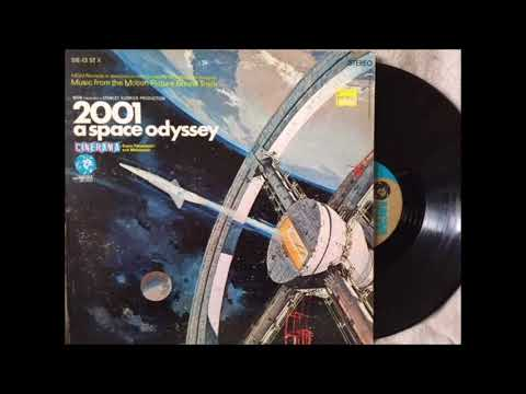 2001: A Space Odyssey Soundtrack Vinyl Rip