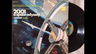 2001: A Space Odyssey Soundtrack (Vinyl Rip)