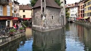 ANNECY - La Venise de la Haute Savoie