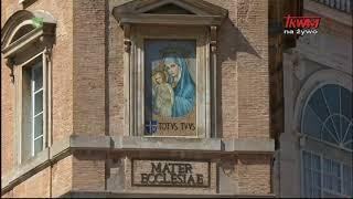 Anioł Pański z Ojcem Świętym Franciszkiem