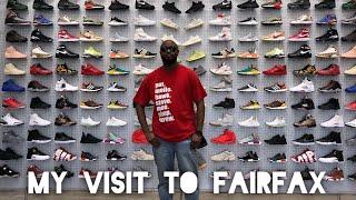 Visit to Flight Club LA, Supreme, Shoe Palace and More!