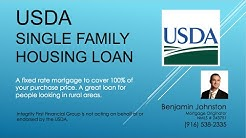 USDA Guarantee Home Loan Program