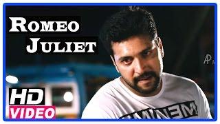 Romeo Juliet Tamil Movie | Scenes | Jayam Ravi feels about Hansika | VTV Ganesh