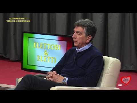 Elettori & Eletti 2017/18 001 Cosimo Cannito, Candidato sindaco Barletta