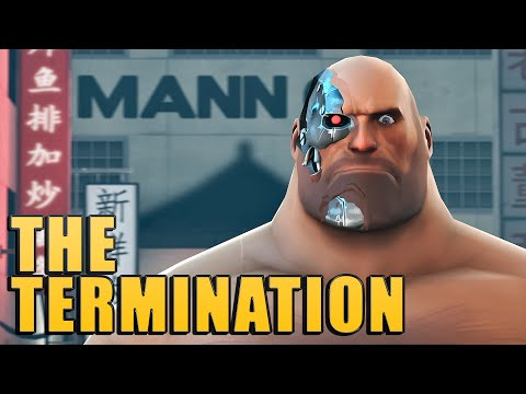 The Termination [SFM] Saxxy 2015