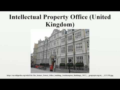 Intellectual Property Office (United Kingdom)