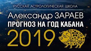 ПРОГНОЗ НА 2019 ГОД КАБАНА от Александра ЗАРАЕВА