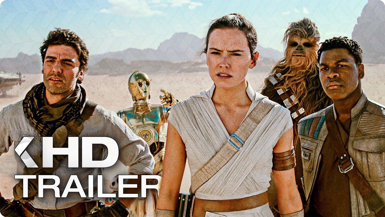 Star Wars 9 Final Trailer 2019 Youtube