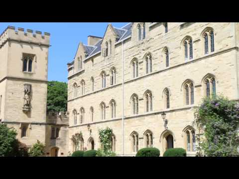 Accommodation at Pembroke College, University of Oxford