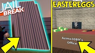 SECRET BUILDING IN JAILBREAK! | ROBLOX