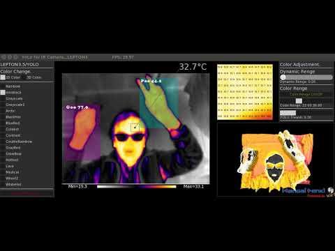 Adding a thermal imaging camera? - NVIDIA Developer Forums