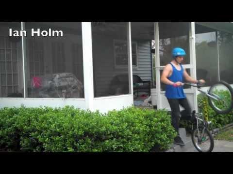 HOW TO BUNNY HOP 360 A BMX BIKE