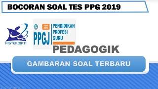 Soal Pedagogik Terbaru Untuk Tes Ppg 2019