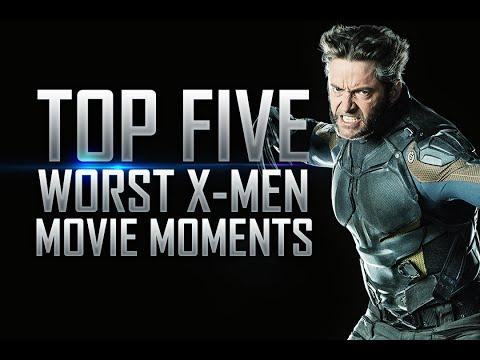 Top 5 Worst X-Men Movie Moments